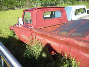 Old Chev truck for sale