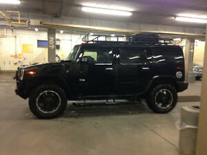 2007 HUMMER H2 SUV {NEW LOW PRICE, MUST SELL)