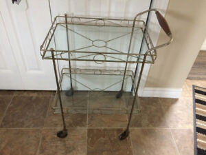 Tea Cart (caddy)