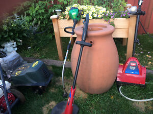 Yard Tools & Satellite dish For Sale