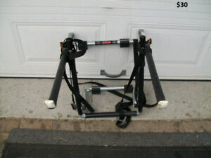 BIKE RACK for car trunk/SUPPORT A VELO