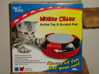 Mouse chase toy for cats - Enfield