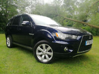 2010 AUTO ESTATE MITSUBISHI OUTLANDER SORRY NOW SOLD BUT WE HAVE ANOTHER!!