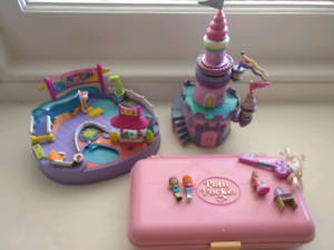 Old Polly pockets