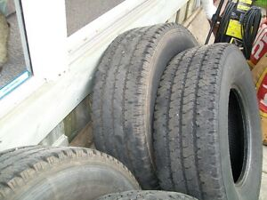 BRIDGESTONE 10 PLY TIRES