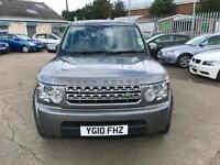 Land Rover Discovery 4 3.0SD V6 242bhp 4X4 Auto GS ~ 2010 ~ 127k ~ Full History