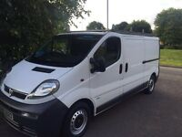 2004 Lwb vivaro 1.9 cdti sold with full psv good tyres no faults
