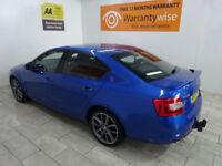 Blue Skoda Octavia 2.0TDI VRS ***FROM £217 PER MONTH***