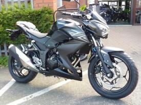 KAWASAKI Z300 ABS BLACK BRAND NW