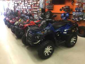 FAMILY POWER SPORTS - ATVS AND WAY MORE!!!