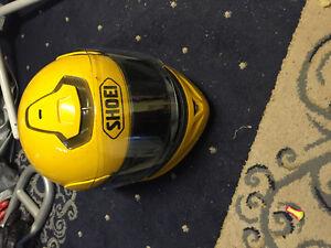 Shoei Multitec helmet Large L