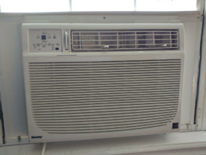 Window air conditioner 15000 BTU OBO