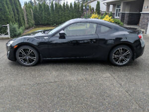 Toyota 2013 Scion FR-S Man Coupe (2 door)- 6PD
