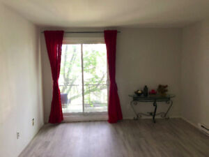 Newly renovated 5 1/2 apartment for rent in Brossard!