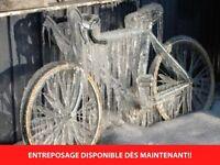 Vélo urbain - Vente de vélos usagés - Achat - Entreposage