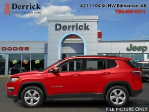 2018 Jeep Compass Trailhawk 4x4  - $209.81 B/W