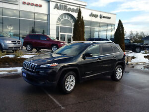 2014 Jeep Cherokee North 4x4, 1 owner clean with clean history London Ontario image 10
