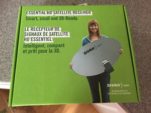 Shaw Direct Satellite Receivers