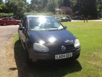 Golf fsise 1.6 petrol 6speed 2004