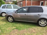 Vw Golf Mk5 Gt Sport Tdi in amazing condition..