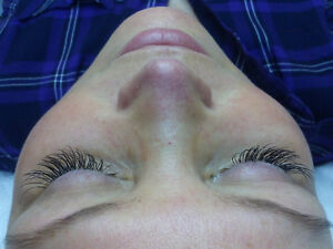 April 25 to 29 SPECIAL EYELASHES EXTENSION  full set for $50.00
