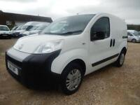 2011 11 FIAT FIORINO 1.2 16V MULTIJET 75 BHP ONLY 7883 MILES FROM NEW DIESEL