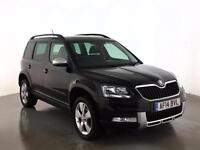 2014 SKODA YETI OUTDOOR 2.0 TDI CR SE 5dr Estate