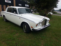 Beautiful Classic Rolls Royce Silver Shadow