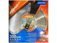 Norton Clipper 300mm 2x2 Pro Diamond Blade