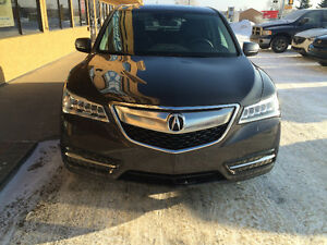 2016 Acura MDX Nav Pkg SUV, - Low Mileage,  Finance Option