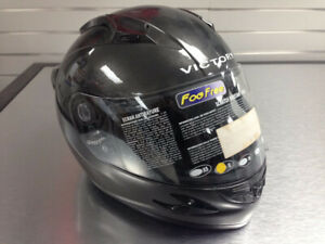286218002 - VICTORY MOTORCYCLE FULL FACE HELMET - BRAND NEW!