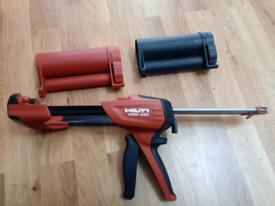 Hilti HDM 330 dispenser/gun