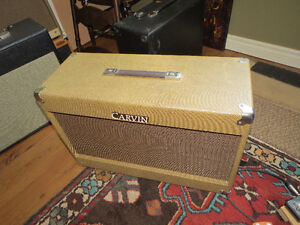 CARVIN 2X12 CAB- Made in USA