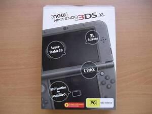 New Model Nintendo 3DS XL brand new Kingston Kingborough Area Preview