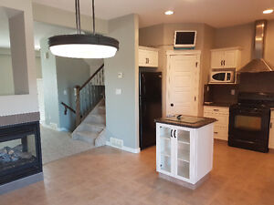 Newer 2 Storey home for rent in Camrose