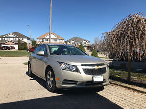 2014 Chevrolet Cruze 2LT Fully Optioned for only $251