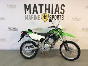 2018 Kawasaki KLX250 / 18$/sem