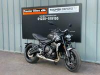 TRIUMPH TRIDENT 660 MOTORCYCLE