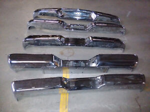 FORD SUV BUMPERS - RANGER/EDDIE BAUER/EXPEDITION