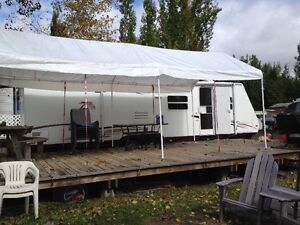 31ft Keystone Zeppelin Trailer with bunks