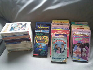Baby-Sitters Club, Sweet Valley High, Goosebumps and more
