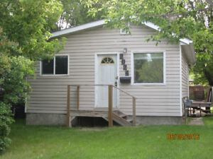 Small 2 bedroom house for rent for January 1st