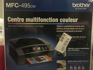 Brothers WirelessColour Printer (print+scan+copy) need gone ASAP