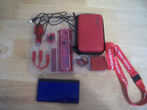 Blue DS Lite w/ Lots of extras and 10 Games Valued at $300