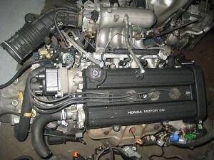 ACURA INTEGRA GS LS OBD2 DOHC B18B 5SPD TRANS JDM B18B MANUAL