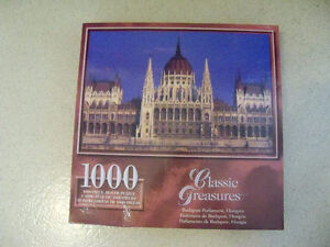 Classic Treasures Jigsaw Puzzle - New