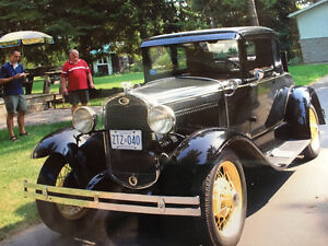 1931 Ford Model Model A with Original Rumble Seat