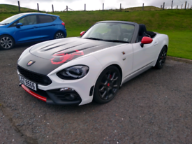 Abarth 124 Spider Convertible - Automatic