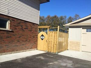 Fences! Post holes! Get a great fence for a great price!! Kitchener / Waterloo Kitchener Area image 4