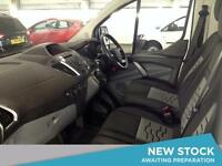 2013 FORD TRANSIT CUSTOM 2.2 TDCi 125ps Low Roof 290 L1 FWD Limited Van